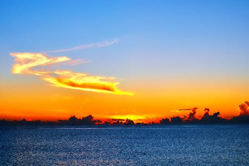 travel sea sky clouds sunrise landscape taiwan olympus bluehour hualien 七星潭 magichour 花蓮 em1 日出 chihsingtan 1240mmf28