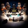 Who am I?  I'm BATMAN! #lego #legobatman #batman #starwars #clonetroopers