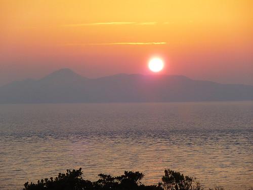 sunset japan saga kyushu resky yobuko
