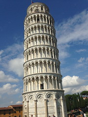 On my Trip to Pisa
