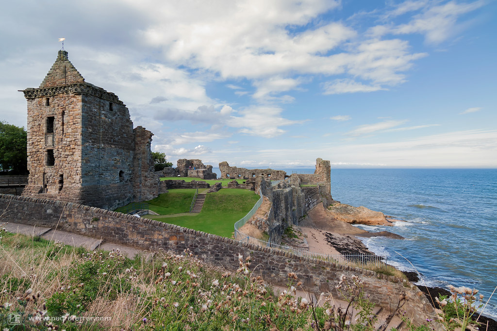 St. Andrews castle - Scotland
