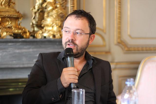Riad Sattouf - Livre sur la Place 2014