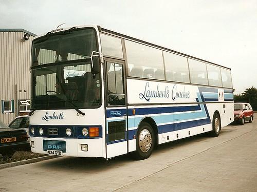 Lamberts 834 GYD