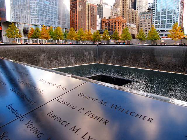 9/11 Memorial in New York City