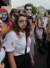 carnival, clothing, event, zombie, costume,