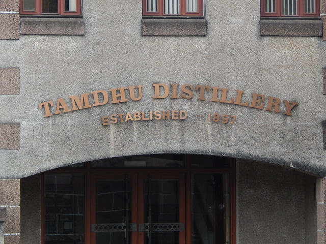 Tamdhu Distillery