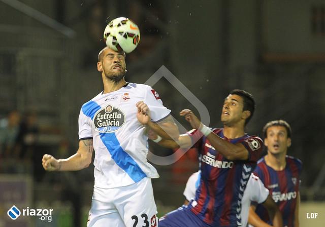 Jornada 3ª. Eibar 0 - R.C.Deportivo 1