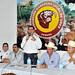 Guillermo Padrés Elías en reunión con miembros de la Asociación Ganadera Local de Ures