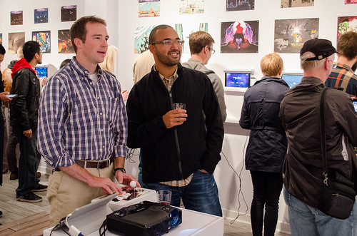 Dream Arcade Opening Reception