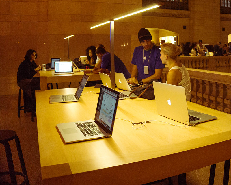 Apple: opportunità di lavoro in Italia