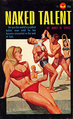 Mercury Books 11 - James W. Sykes - Naked Talent
