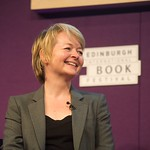Sarah Waters at The Edinburgh International Book Festival |