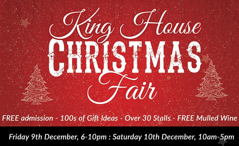 KIng House Christmas Fair 2016