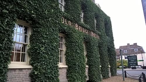 Old Bridge Hotel Huntingdon