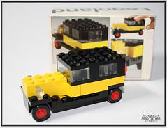 Legoland 603 Oldtimer Vintage Car ca. 1970