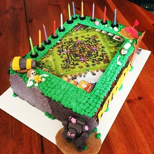 Coc Cake By Cakes R Sweets By Lc G Cakes And Pastries