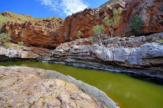 Australia, Ormiston gorge