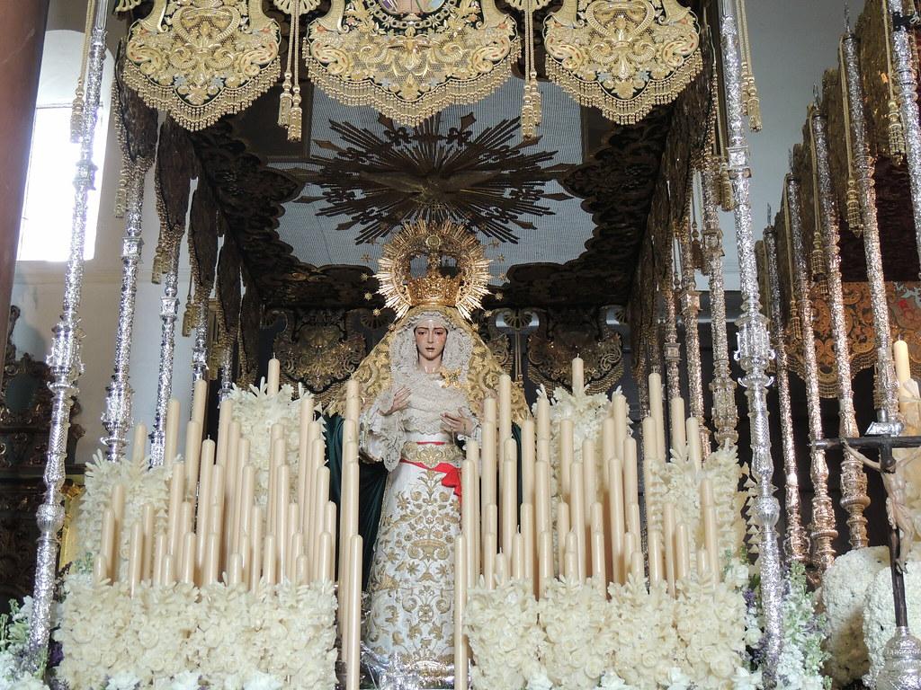 Hermandad del Beso de Judas, Sevilla.