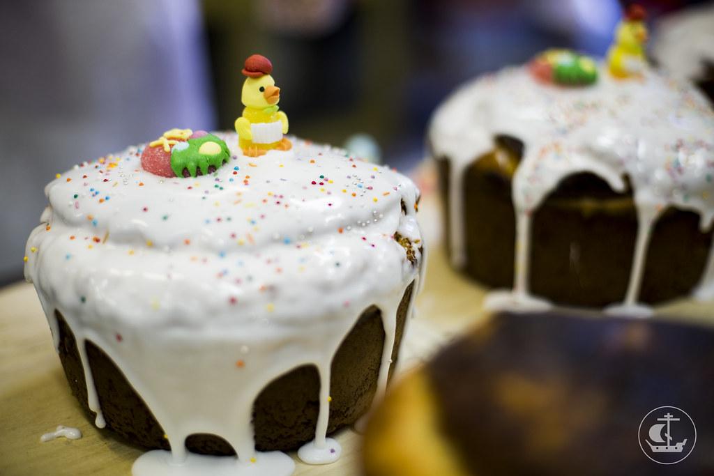 19 апреля 2014, Выпечка куличей / 19 April 2014, Baking Easter cakes