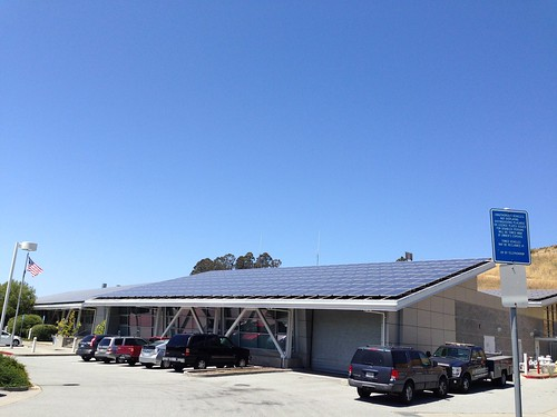 IMG_2686 San Mateo County's Forensic Lab with solar panels