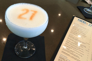 Cocktails in the City - Puerto 27 pisco sour classico 2