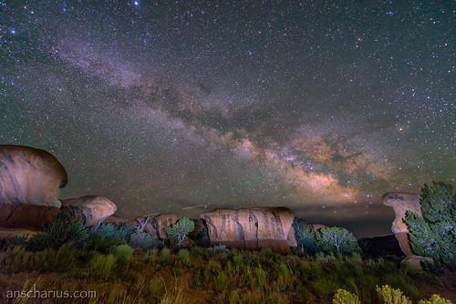 Last Night @ Devils Garden #3 - Nikon D800E & AF-S 2,8/14-24mm