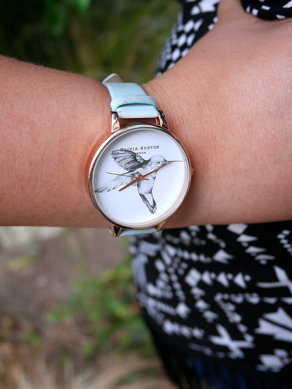 Olivia Burton Hummingbird Watch