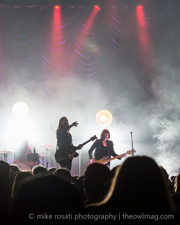 Band of Skulls @ Regency Ballroom, SF 5/22/14
