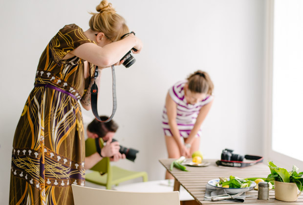 Prague Food Photography & Styling Workshop