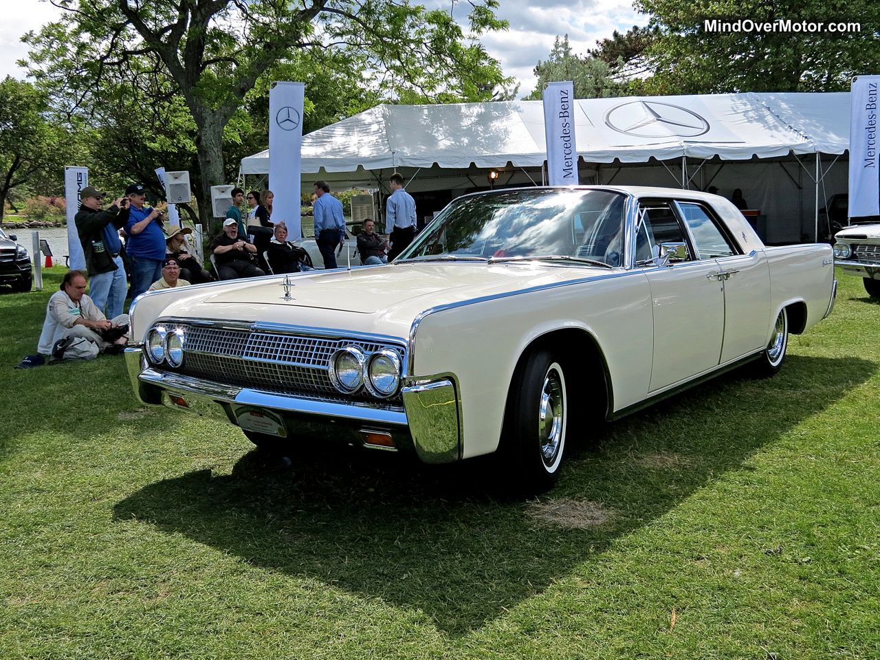 Classic Lincoln Continental