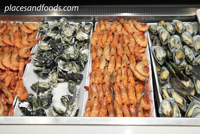 sydney tower seafood