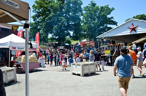 Strawberry Festival Festivities