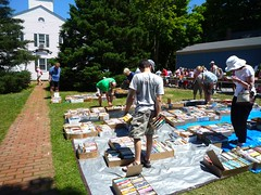 wellfleet book sale
