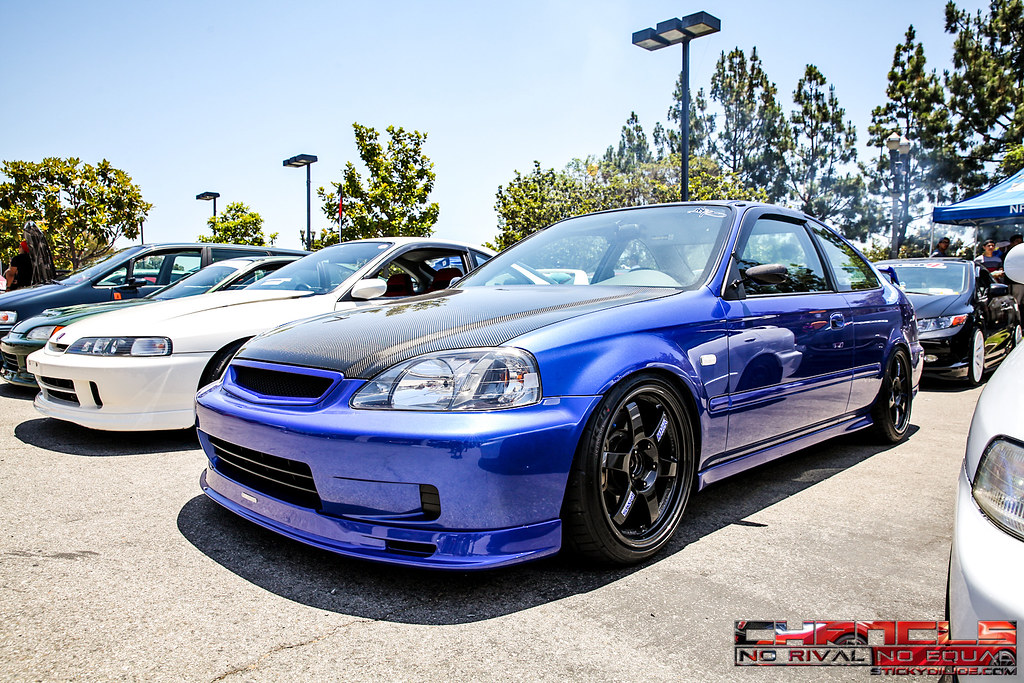 Darryl from DPK's timeless Mugen EM1 Civic SI coupe. Not only does ...