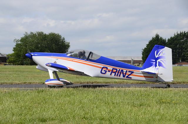 G-RINZ Van's RV-7