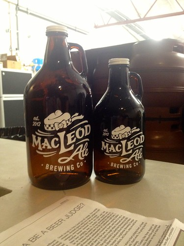 MacLeod Ale Brewing Co - 1
