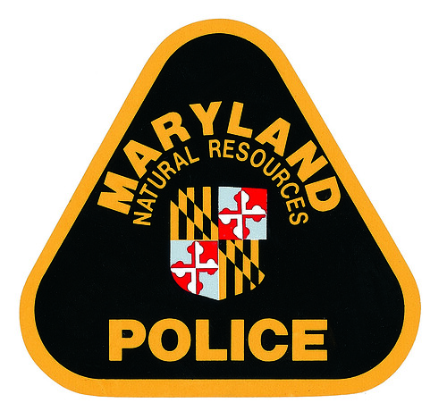 Logo of Maryland Natural Resources Police