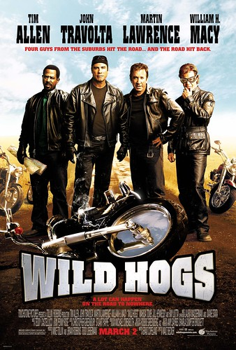Wild Hogs - Movie Poster