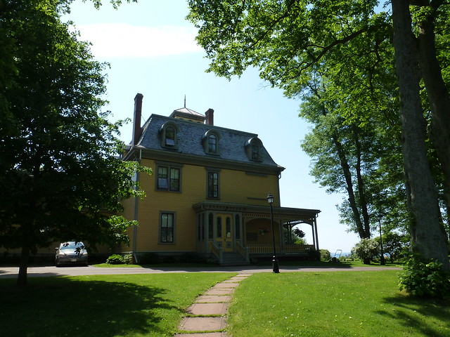 Beaconsfield Historic House, Charlottetown PEI