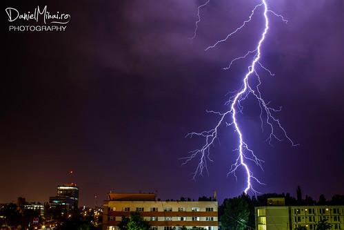 Thunderstruck! by Daniel Mihai