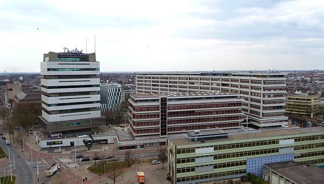 Technikon complex - Maaskant 1970