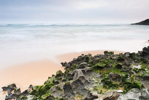 Playa Cuberris, Ajo