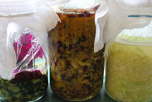 sauerkraut (3 kinds)