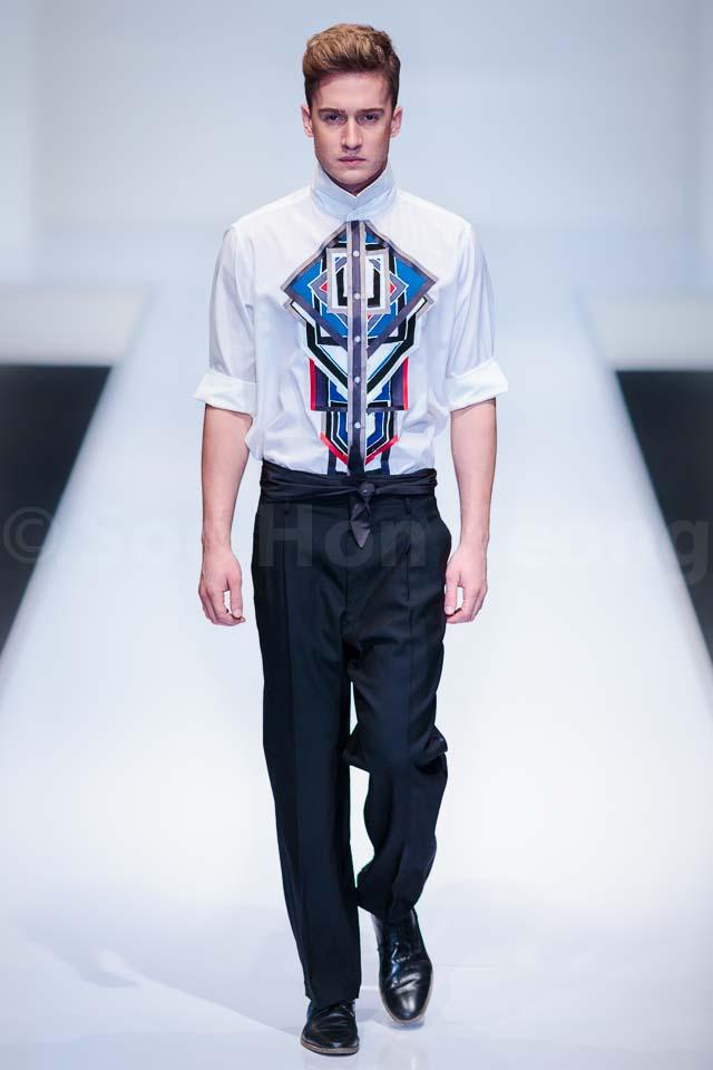 Andy Sulaiman Collection - Kuala Lumpur Fashion Week 2014 (KLFW2014)