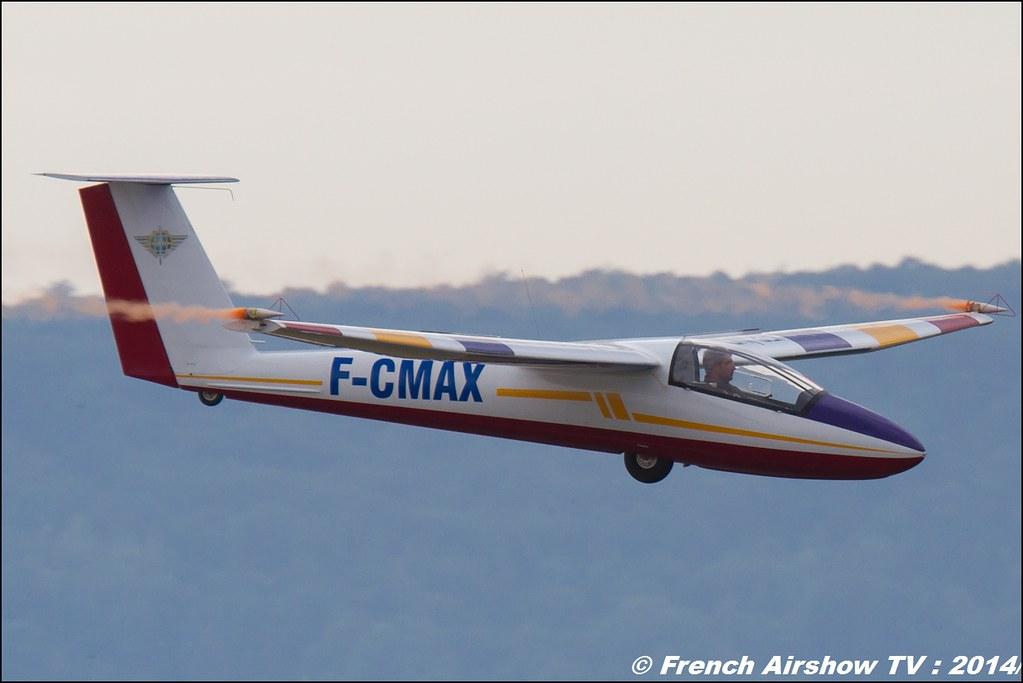 Pilatus B4 Voltige, planeur ,B4 Aerobatic Airshow Meeting Aerien BA-133 Nancy Ochey 2014