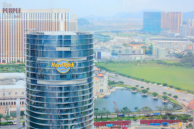 Hard Rock Hotel City of Dreams Macau