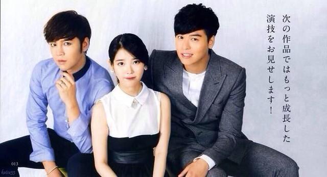 [Pics] Jang Keun Suk with IU and Lee Jang Woo 14595983149_cac1cc7d81_z