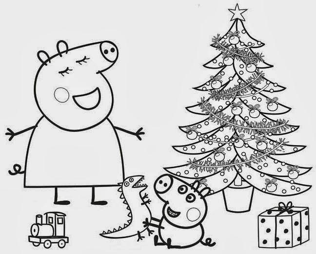 desenhos para colorir peppa pig 03 desenhos do peppa pig para