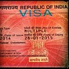 Yay! Got my Visa for #India. Approved! Now to apply for the #Nepal Visa. Land of the #Buddha here I come! : )