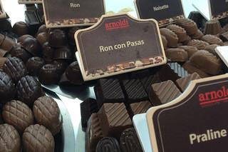 Guadalajara - Arnoldi chocolates